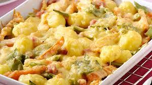 Recept van de week: Vegetarische ovenschotel