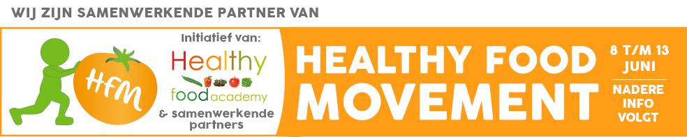 Healthy food movement