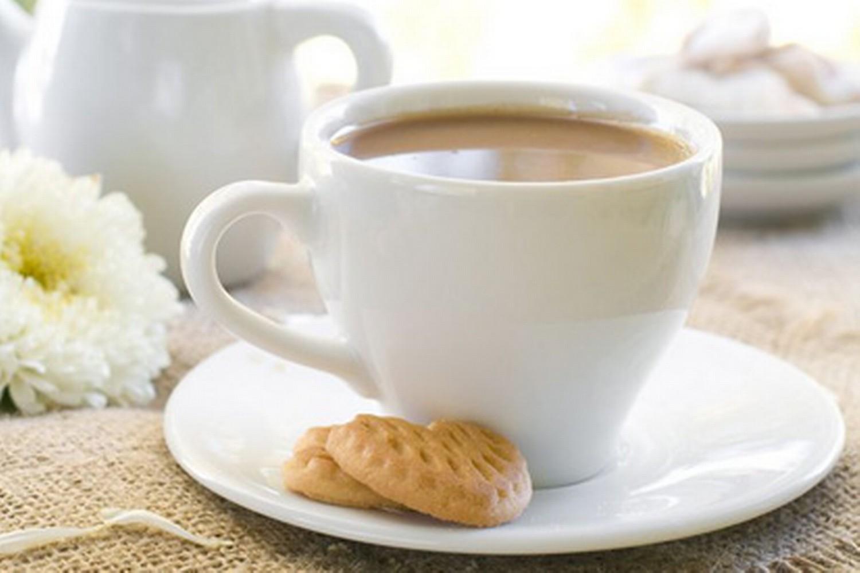 'Eén koekje bij de koffie'