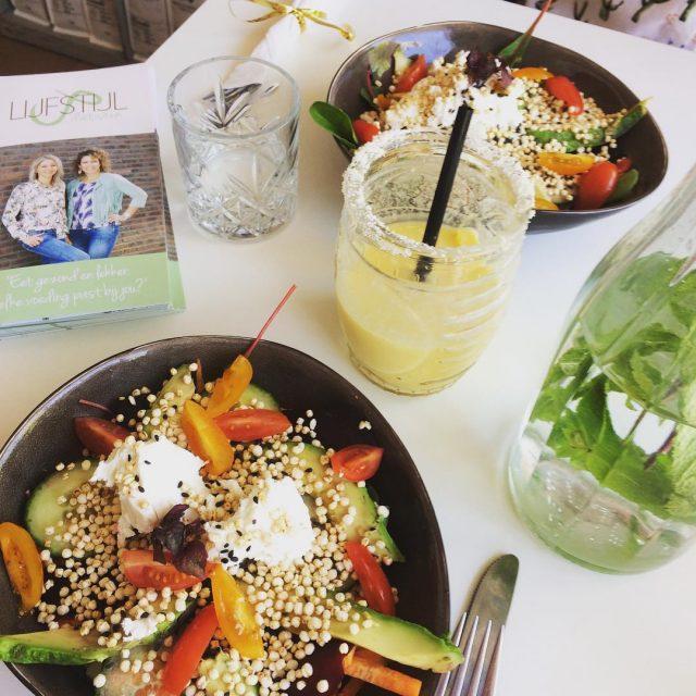 Brainstorm Lijfstijl nieuweplannen doeeffegezond inspiratie food dietist