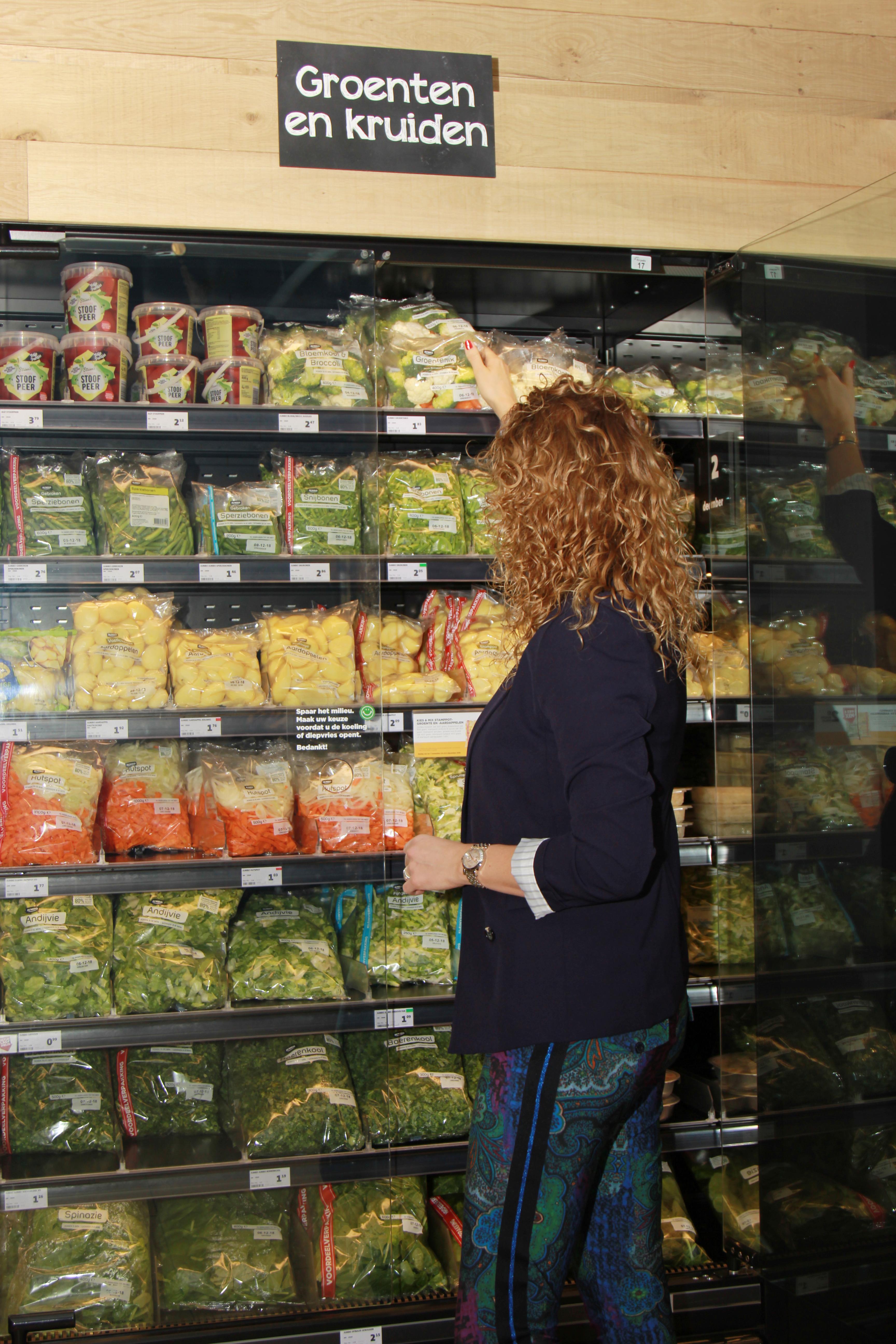 feit of fabel groente